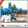 Eddy current separator for Waste recycling