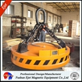Circular Lifting electric Magnets crane