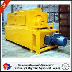 Dry Drum Magnetic Seperator for Powder removing fe
