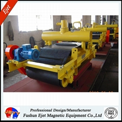 Electric Selfcleaning Magnetic Iron Separator in Oil-Cooling