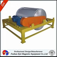 上吸式滾筒除鐵器用於垃圾回收