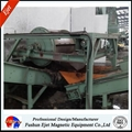Suspended Magnetic Drum Separator for Waste Management