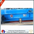 effective ferrous metal discharging powerful overband magnets