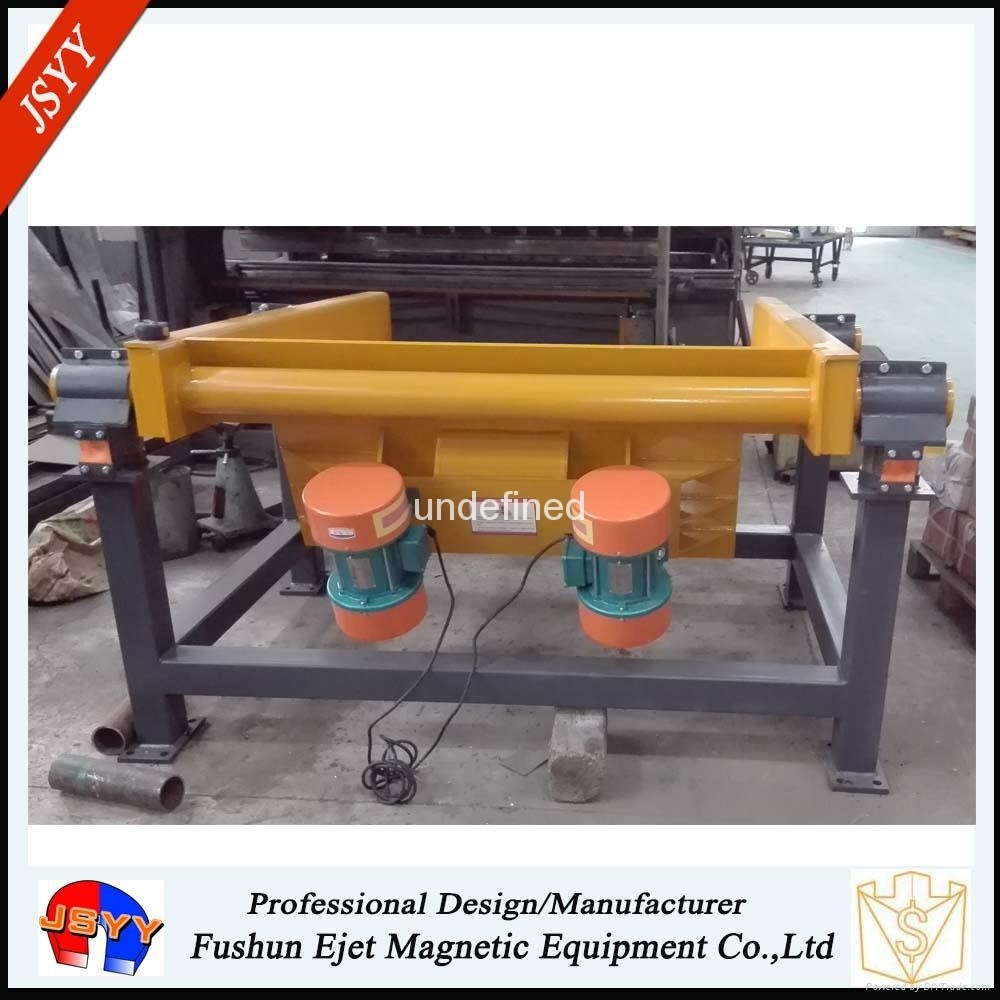 electric durable high-impact vibratory feeding machine ore feeder factory price  1