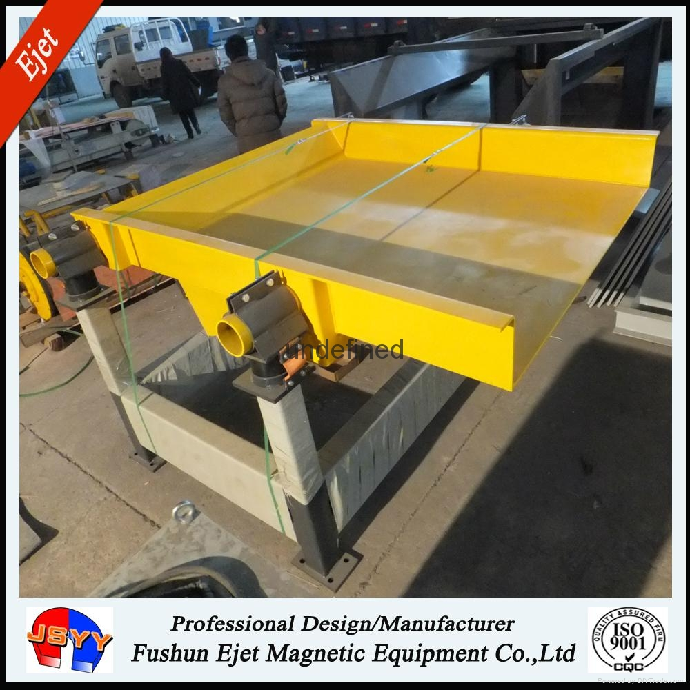 electric durable high-impact vibratory feeding machine ore feeder factory price  6