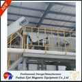 Total sorting solution processing plant system for metal recycling