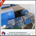 干散物料帶式輸送機頭強磁滾筒除鐵輪(輸送機頭鐵雜質恆磁提取輪) 3