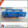 高耐磨悬挂带式永磁除铁器、磁选机 4