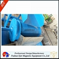Eccentric pole system eddy current NF-metal fraction recovery equipment