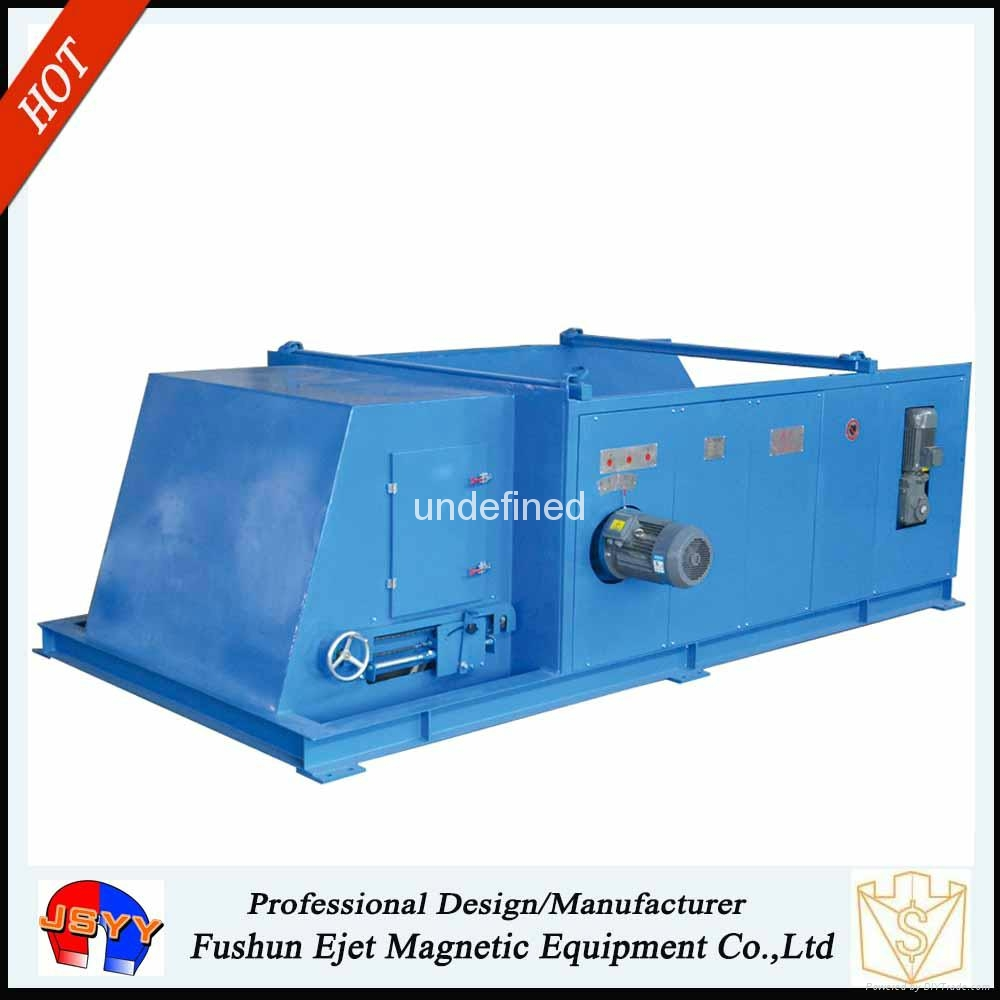 涡电流废铝合金/汽车切片/破碎铝回收系统 5