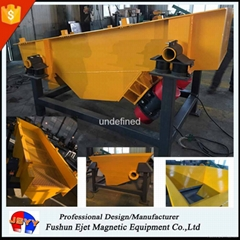Materials Handling Motor Vibratory Equipment with feeder bin
