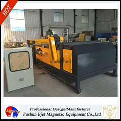 High-Frequency Eddy Current Separator for Aluminum Caps Separation