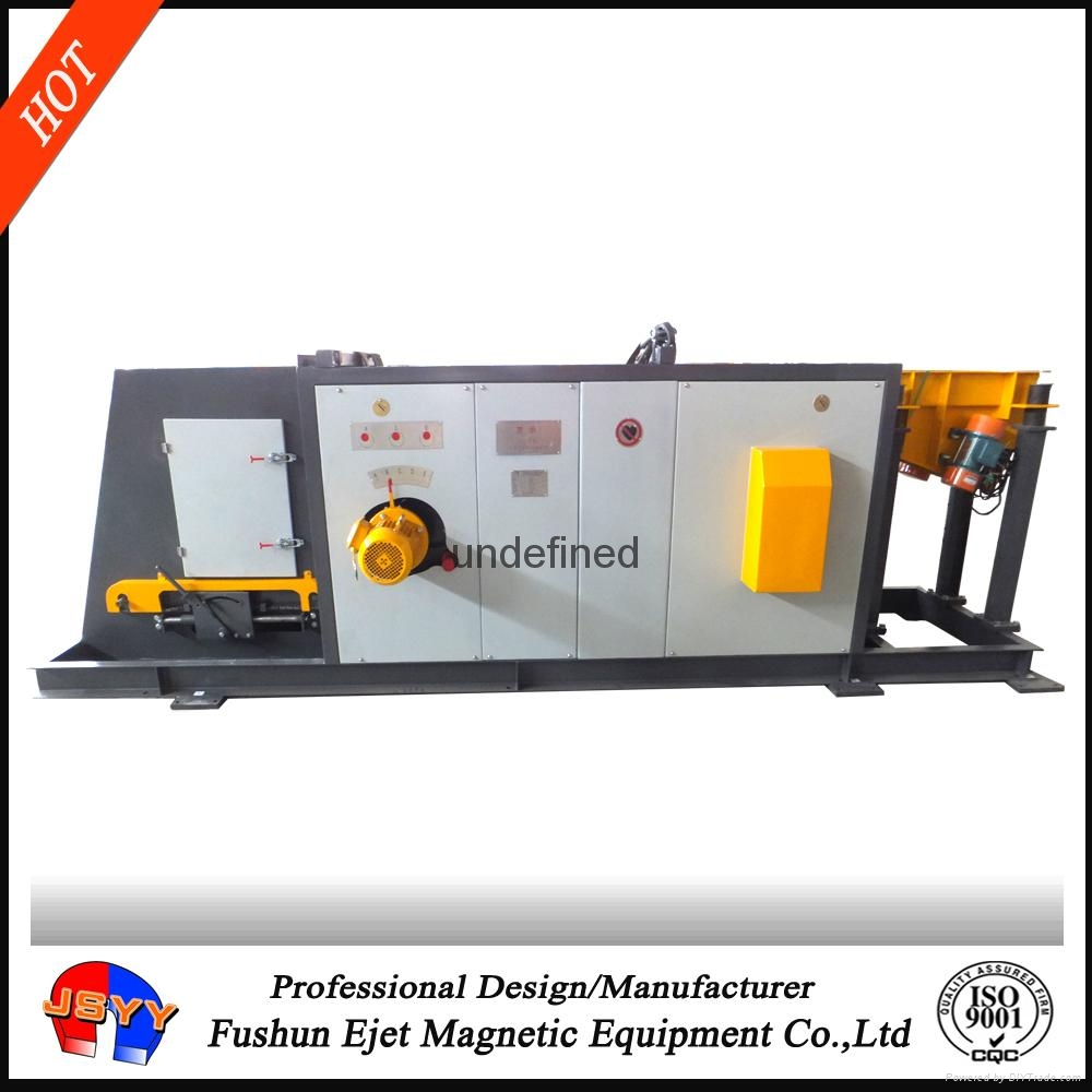 High Quality and Low Maintenance Eddy Current Separator Equipment