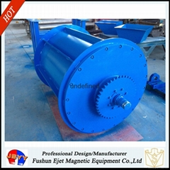 Permanent Rare Earth Drum Magnet Supplier in China
