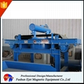 Economically Oil cooled suspends and overband electro magnetic machine