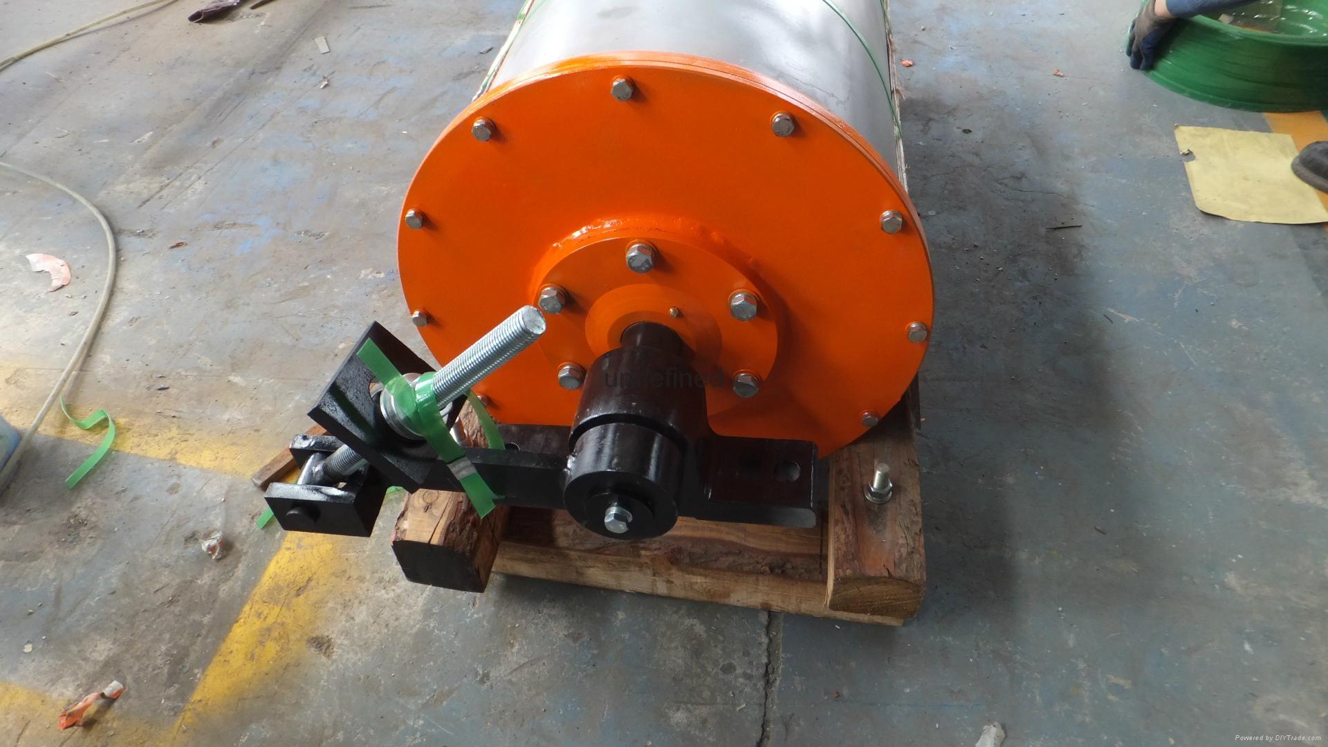 皮带机用磁性滑轮 2