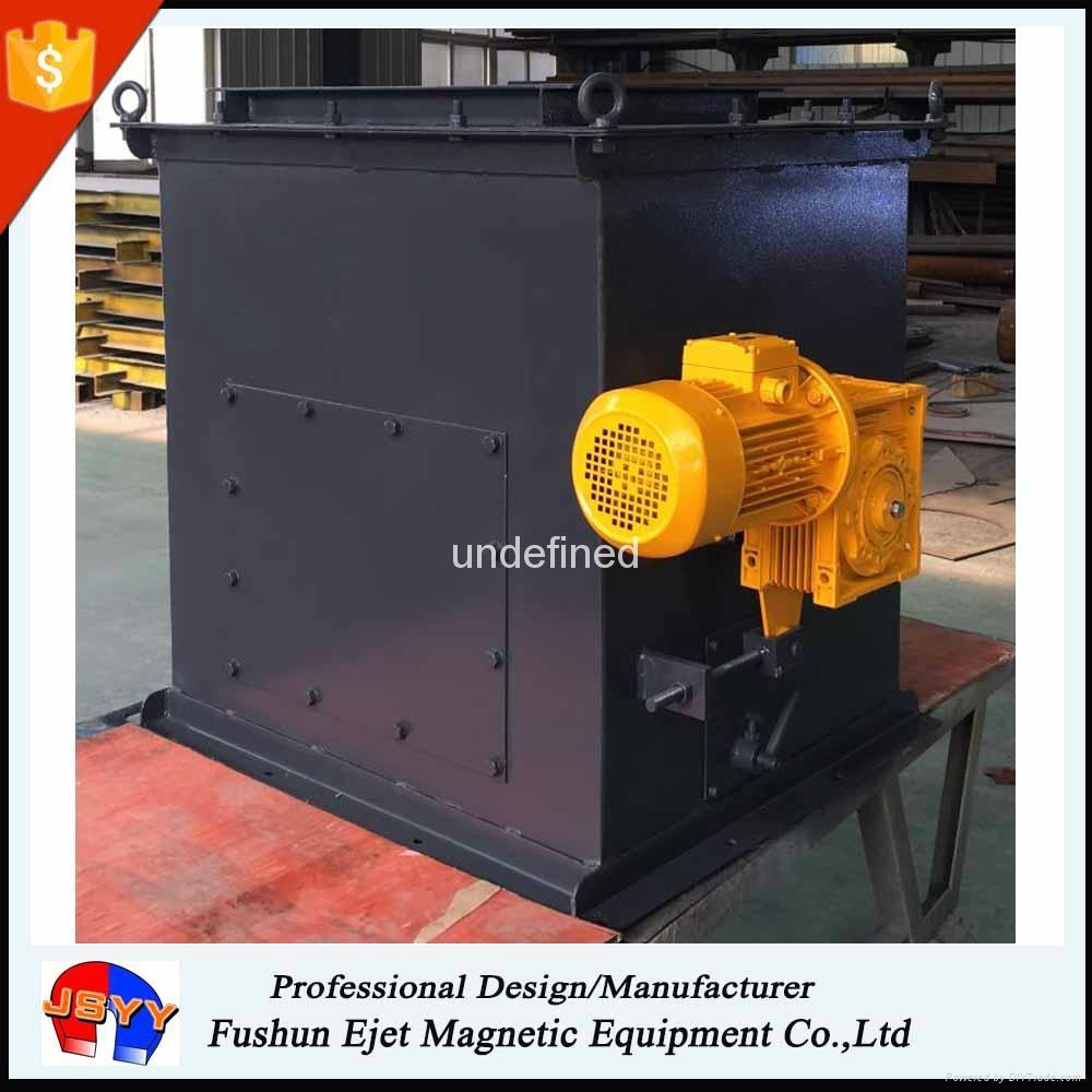 全自動永磁箱式磁筒鐵雜質分離器 2