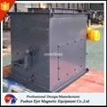 Magnetic dry Drum Separators in Complete