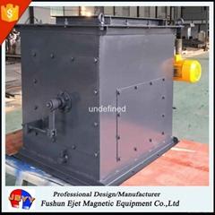 全自動永磁箱式磁筒鐵雜質分離器