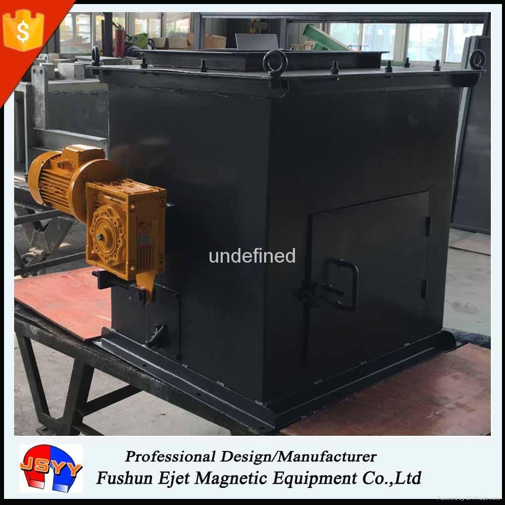 全自動永磁箱式磁筒鐵雜質分離器 3