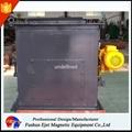 全自动永磁箱式磁筒铁杂质分离器 5