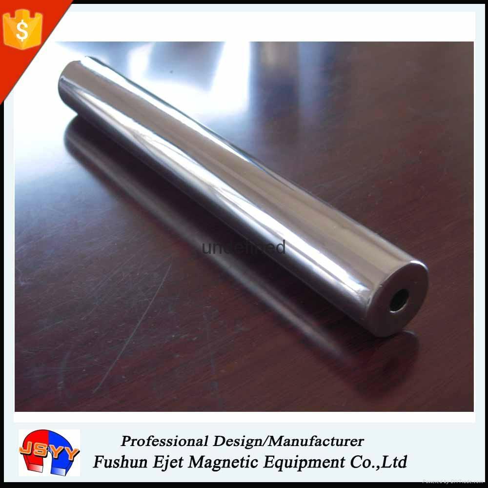 干粉高階梯精準除鐵 強力磁棒 磁棍磁盒 食品級304不鏽鋼 1