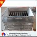 封閉箱式、溜槽多磁棒除鐵器 固體顆粒和粉末物料去鐵提純機  5