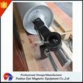 輸送帶 驅動滑輪頭磁滾 除鐵滑輪 4