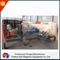 涡电流非磁性 破碎金属流分离器/过滤器