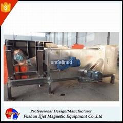 渦電流非磁性 破碎金屬流分離器/過濾器