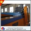渦電流鑄造型砂鋁砂有色金屬回收設備 2
