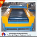 渦電流鑄造型砂鋁砂有色金屬回收設備 4