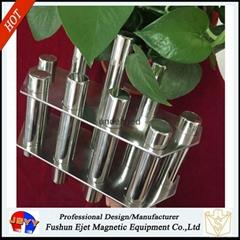 NdFeB Nine Bars Hopper Magnet Filter for Injection Moulding Machine