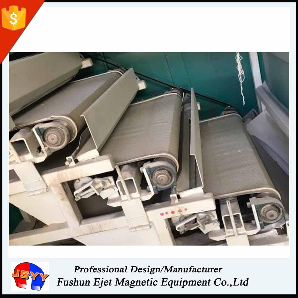 多級永磁輥式強磁磁選機除鐵器 2