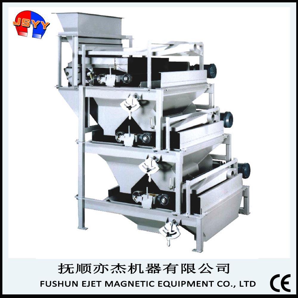 多級永磁輥式強磁磁選機除鐵器 1