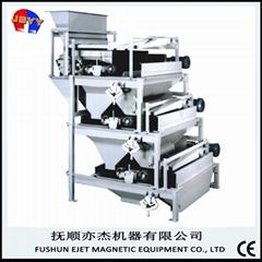 多級永磁輥式強磁磁選機除鐵器