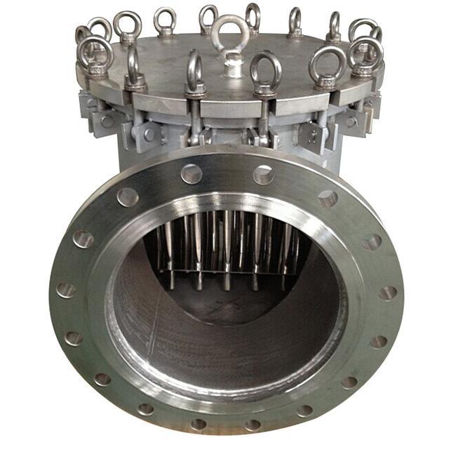 流體輸送管道磁性金屬過濾器捕捉器 1