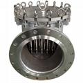 流体输送管道磁性金属过滤器捕捉器
