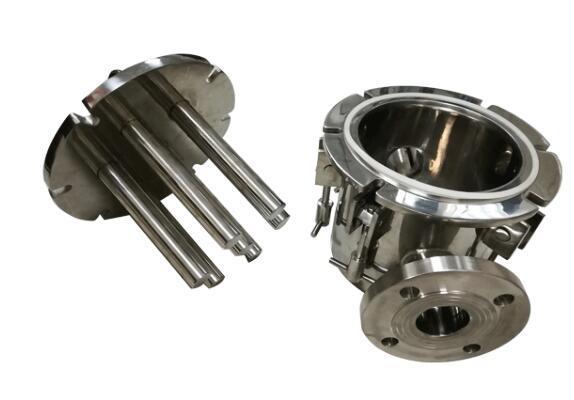 流體輸送管道磁性金屬過濾器捕捉器 2