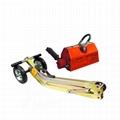 磁性人孔蓋昇降器永磁昇降器起重設備 環衛 馬路下水井磁性開蓋器 1