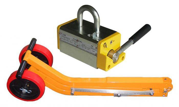 磁性人孔蓋昇降器永磁昇降器起重設備 環衛 馬路下水井磁性開蓋器 2