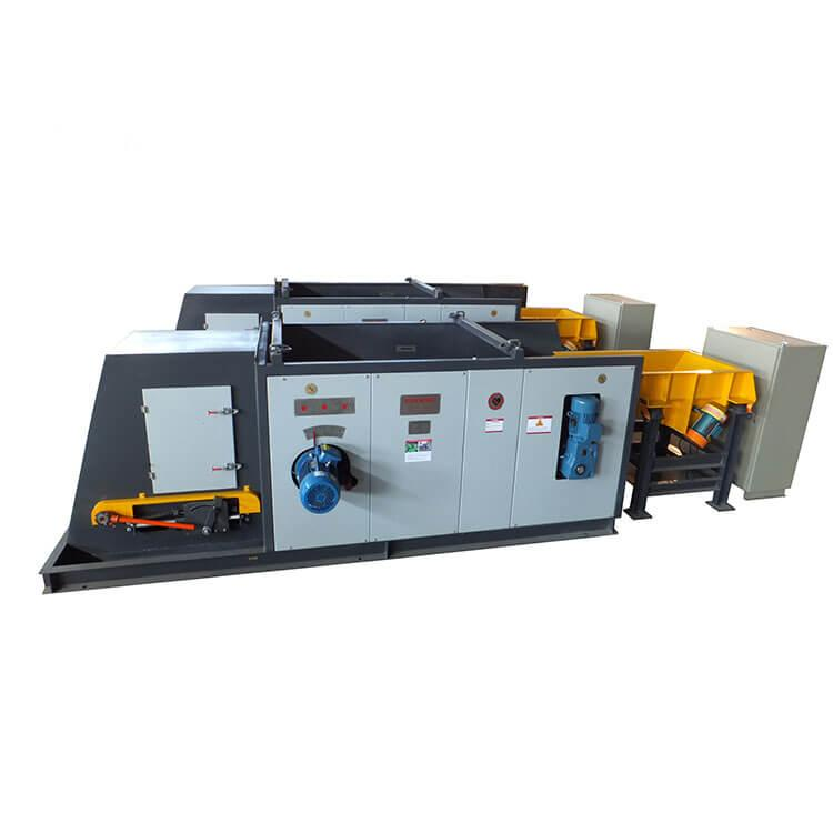 Aluminium Scrap Eddy current separator solid waste recycling Separator 1