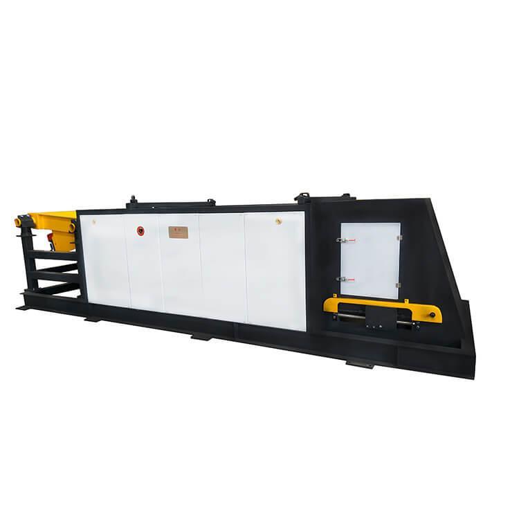 Aluminium Scrap Eddy current separator solid waste recycling Separator 4