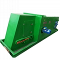 eddy current separator for scrap aluminum separation from crushed plastic