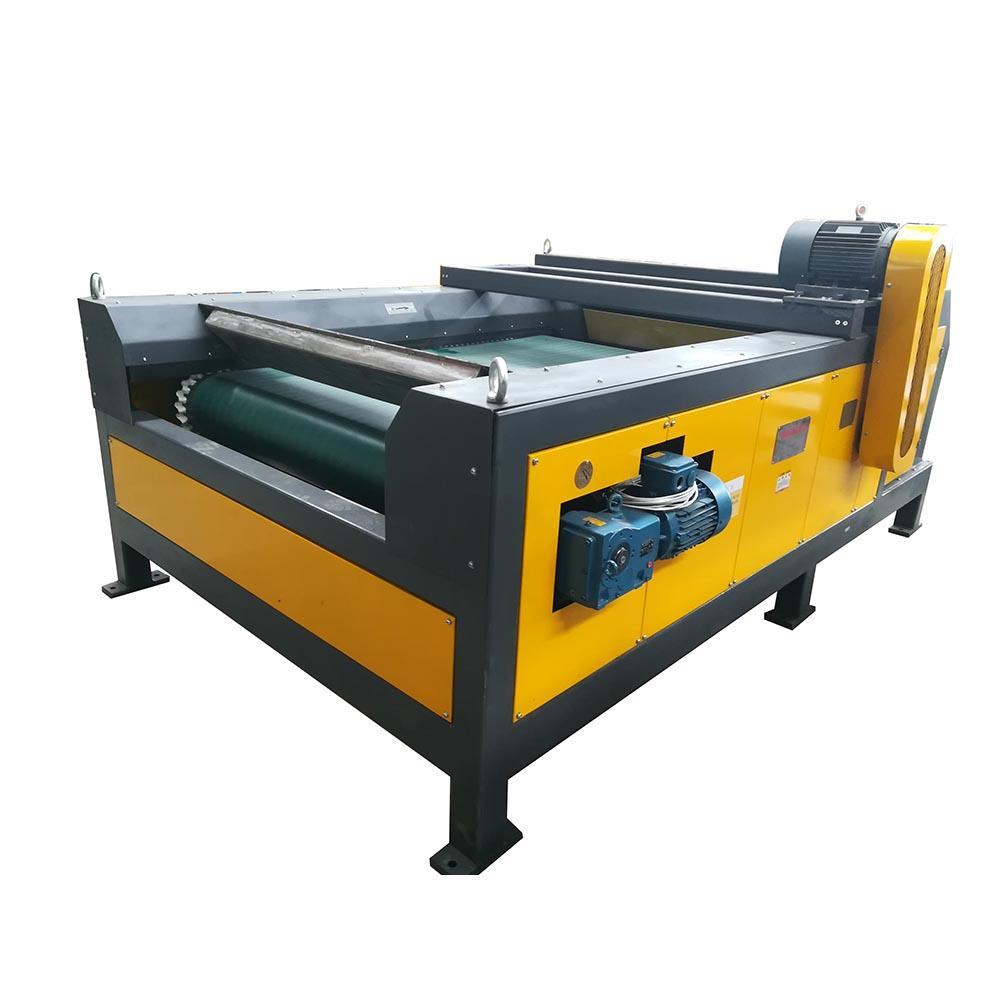 Plastic Aluminium Eddy Current Separator Aluminium Metal Sorting Machinery Zorba 2