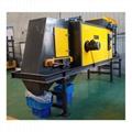 Eddy current aluminum hopping machine for electronics board scrap Copper separat 2