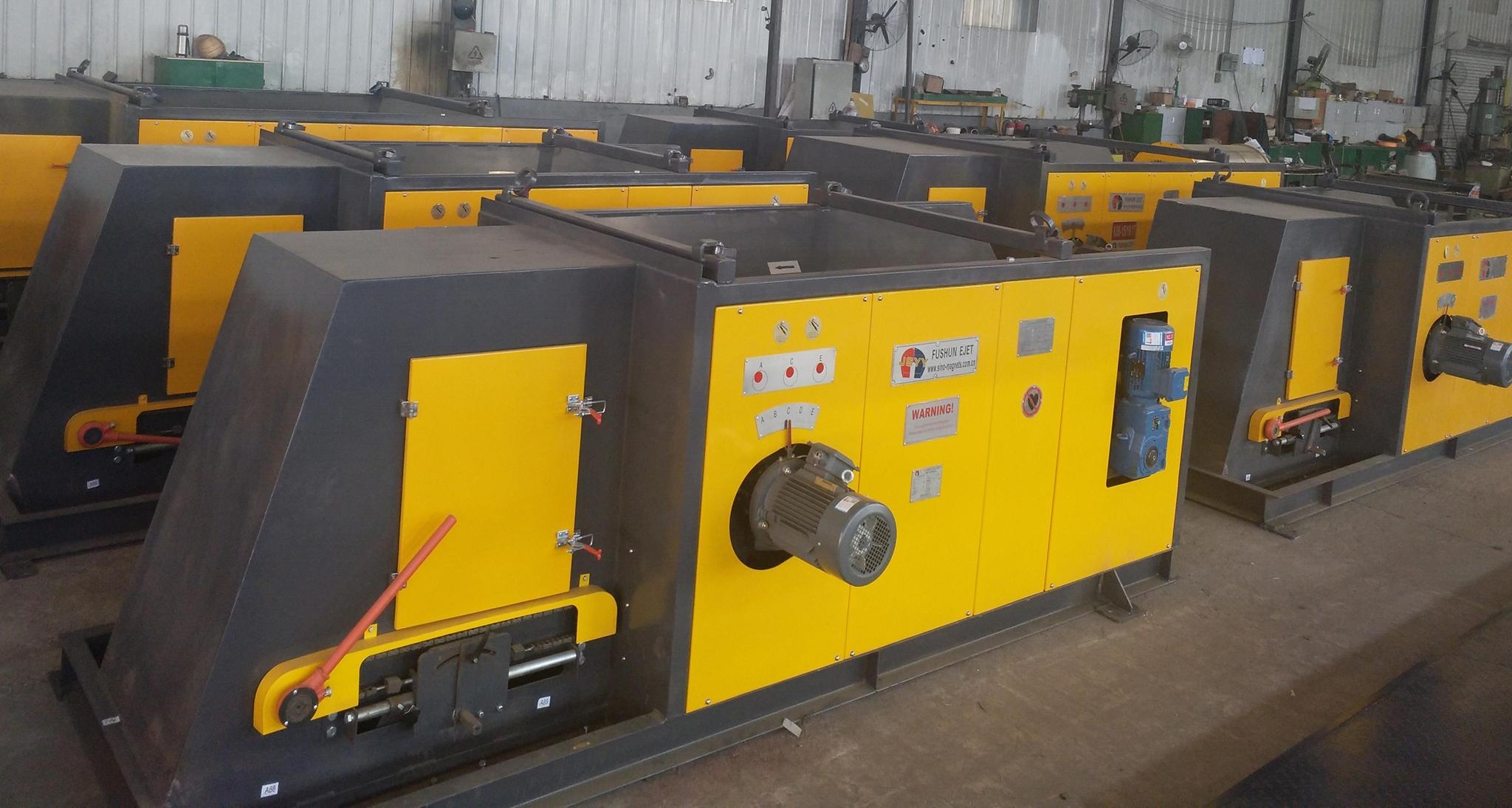 電子廢棄物渦電流除鋁渦選除鋁跳汰機銅機 7