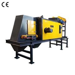 焚烧炉底灰回收有色金属家电铝铜分选 跳铝机