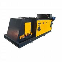 涡电流分选机废旧冰柜家电折开破碎料有色金属回收变频可调选铝机