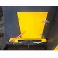 涡电流分选机废旧冰柜家电折开破碎料有色金属回收变频可调选铝机 4